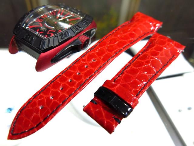 san francisco e19d6 512dd 腕時計オーダーメイド革ベルト制作 ジュエルセレクト 文京区千駄木